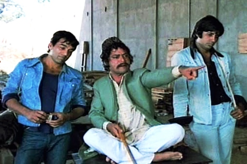 Image result for jagdeep in sholay