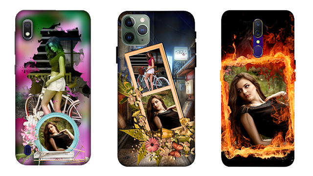 Mobile cover sample