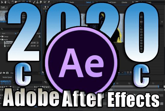 تحميل برنامج Adobe After Effects 2020 v17.1.1.34 اخر اصدار مفعل مدى الحياة