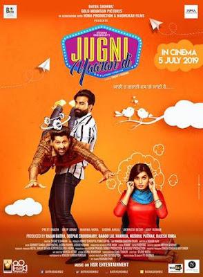 Jugni Yaaran Di 2019 Punjabi 720p WEB-DL 850MB