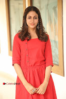 Actress Lavanya Tripathi Latest Pos in Red Dress at Radha Movie Success Meet .COM 0066.JPG