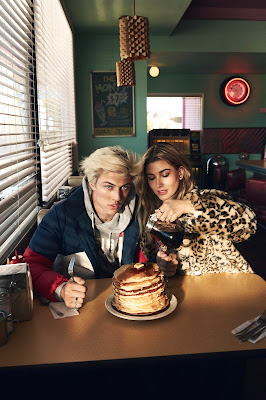 Tommy hilfiger, Hilfiger Denim, Fall 2016, Hailey Baldwin, Suits and Shirts, jeans, Denim, Lucky Blue Smith, lifestyle, Bryant Eslava,