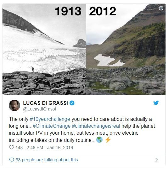 Greenpeace's #10YearChallenge Is Not Funny At All (Pictures)