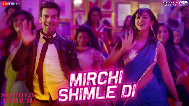Mirchi Shimle Di Lyrics in Hindi