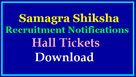 SSA Telangana Hall Tickets 2019 Download @ samagrashiksha.telangana.gov.in/ SSA Telangana hall Tickets Released. Candidates who applied for the Telangana Samagra Shiksha Recruitment for the post of MIS Coordinators, Data Entry Operators ,System Analyst, Assistant Programmer and IERPs should download the hall tickets to appear in the written exam. Get the admit card download link of SSA TS Exam Here in the official website https://samagrashiksha.telangana.gov.in//2019/11/Telangana-Samagra-Shiksha-SSA-MIS-Coordinators-Data-Entry-Operators-System-Analyst-Assistant-programmer-Inclusive-Education-Resource-Persons-Recruitment-Notification-Apply-Online-www.samagrashiksha.telangana.gov.in-Download-Hall-Tickets-results_30.html