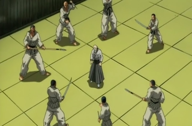 Baki The Grappler Episode 41 Subtitle Indonesia