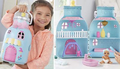 Baby Born Surprise Bottle House