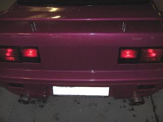honda restige 1986 modifikasi