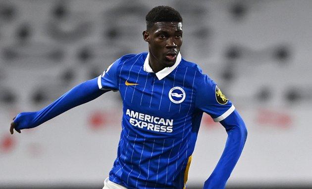 Man City weigh up bid for Brighton midfielder Yves Bissouma