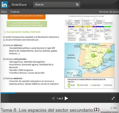 https://es.slideshare.net/JGL79/tema-8-los-espacios-del-sector-secundario-en-espaa-ii-el-proceso-de-industrializacin