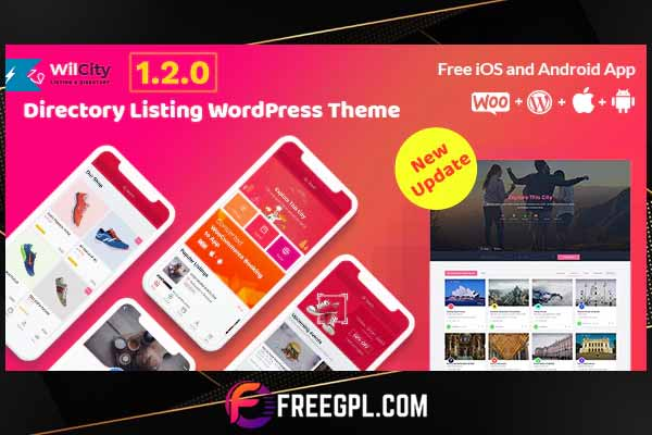 Wilcity - Directory Listing WordPress Theme Free Download