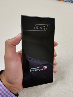 World's first 5G Smartphone