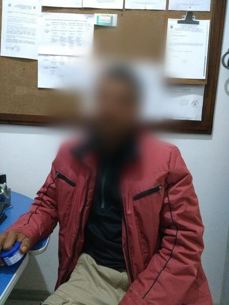 Laranjeiras do Sul: Homem sai da cadeia, descumpre medidas e é preso novamente pela Polícia Civil