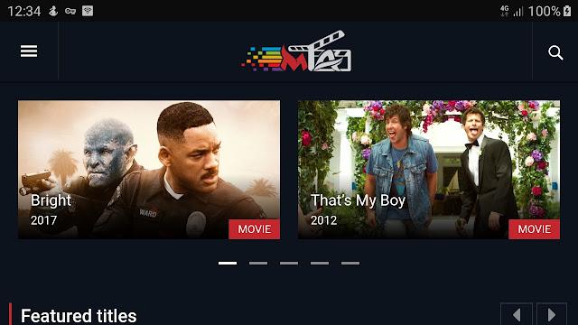 تحميل تطبيق MTA SHOW-2.0.apk لمشاهدة احدث الافلام العالمية مع الترجمة الى اللغة العربية