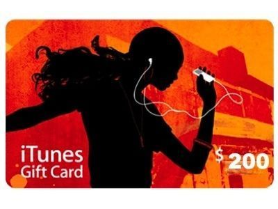 Cost-free iTunes gift card codes