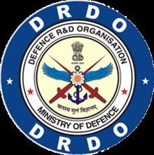 DRDO Logo on Nikhiljob