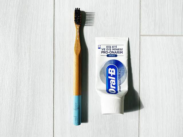 oral b diş macunu