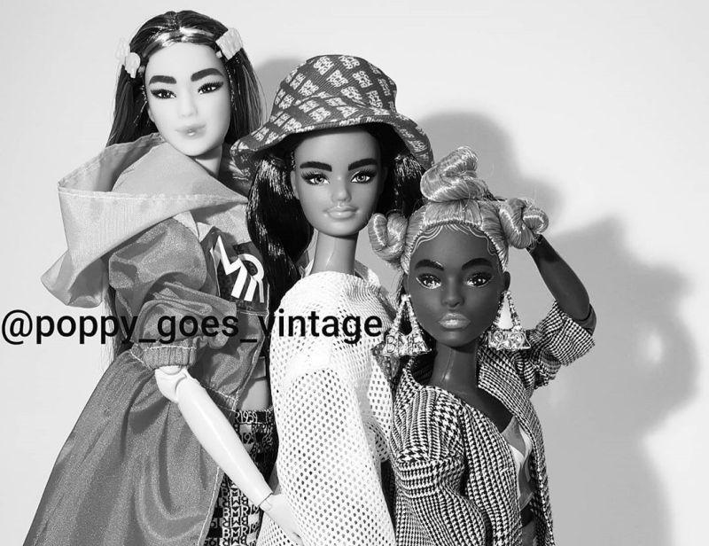 Барби БМР 1959 новая коллекция 2000 года