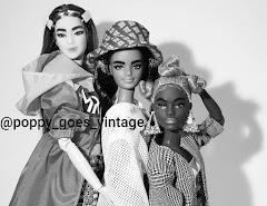 Новые персонажи в серии Барби БМР 1959: коллекция 2020 года