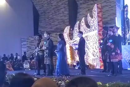 Irene Theodora dan M Firly Ramadhan Juara Muli Mekhanai Lampung 2019