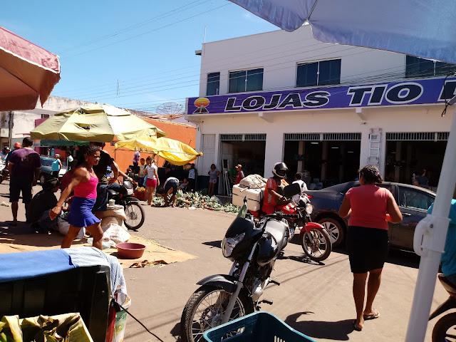 Feirante é assassinado enquanto trabalhava na feira de Tuntum-MA