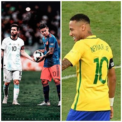 أهم أخبار نجوم كرة القدم وتصريحات غير متوقعة منهم بخصوص الانتقالات الصيفية وكوبا امريكا في البرازيل