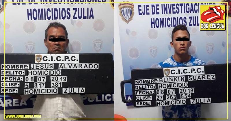 Atraparon a los asesinos de un perrocalentero en Maracaibo