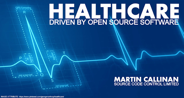 S&T | Healthcare Driven by Open Source Software