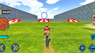 Fearless Beach Bike Stunt Rider - apk download