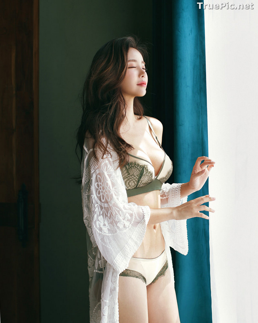 Image Korean Fashion Model – Jin Hee – Sexy Lingerie Collection #2 - TruePic.net - Picture-9
