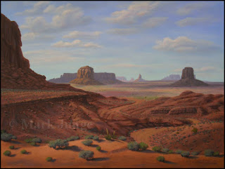 Monument Valley,North Window,Navajo Tribal Park,AZ,UT,painting,art,red rock