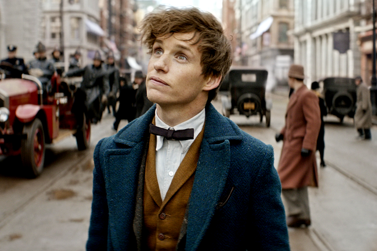 Fantastic Beasts And Where To Find Them (2016) movie review