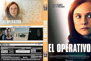 EL OPERATIVO – THE OPERATIVE 2019 [COVER – DVD]