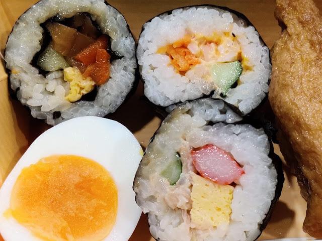 7-11 御飯糰 和風壽司組