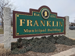 Town of Franklin, MA: Planning Board - Agenda - Jan 25, 2021