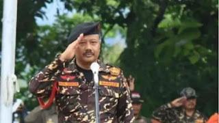 Komandan Banser Alfa Isnaeni Meninggal akibat Serangan Jantung