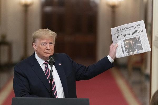 Trump issues advice to prevent Corona