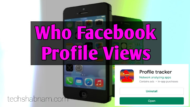 Who Facebook Profile Views