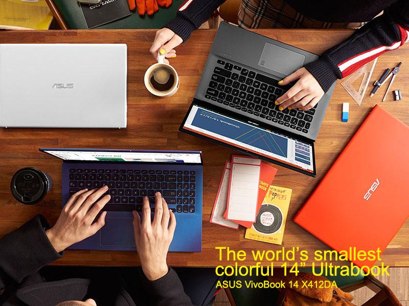 Menikmati Warna-Warni Kemerdekaan Dengan Asus VivoBook Ultra A412DA