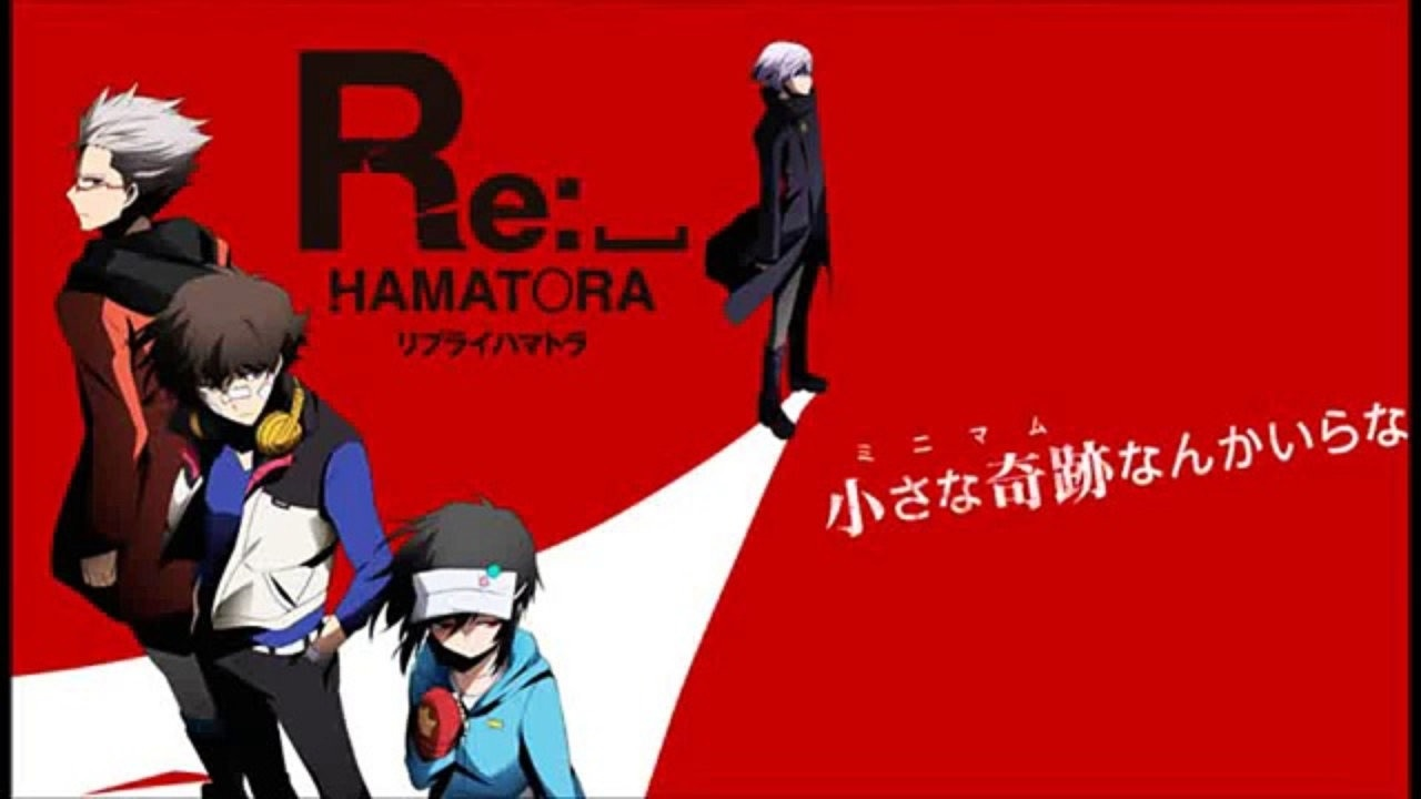 Re:␣Hamatora Subtitle Indonesia Batch