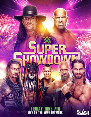 WWE Super ShowDown 2019 PPV WEBRip 720p Full Show Download HD