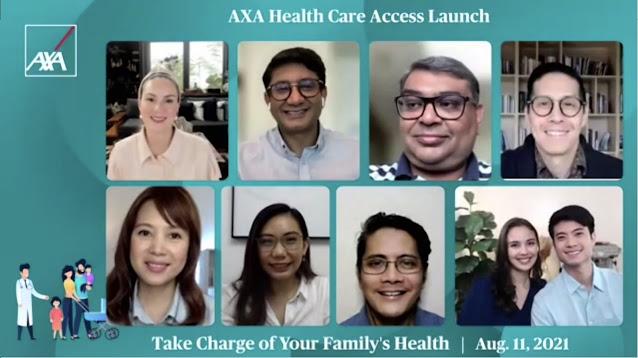 AXA Philippines Health Care Access launch