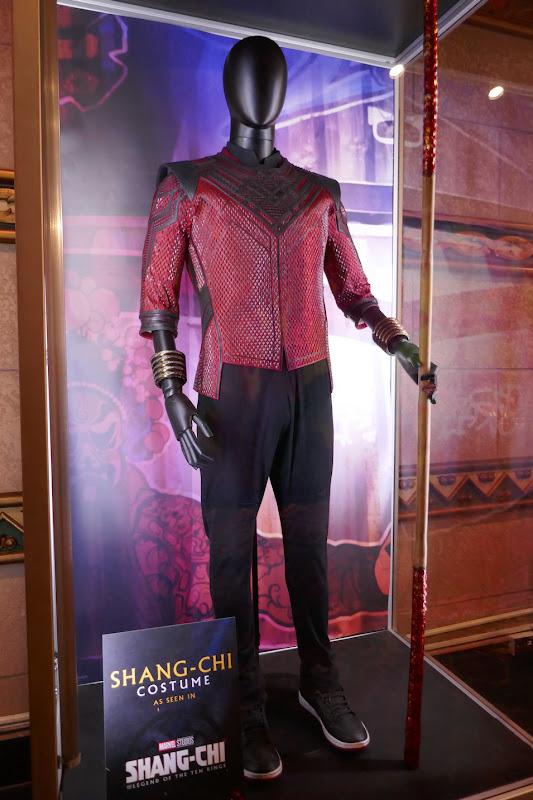 Simu Liu Shang-Chi film costume