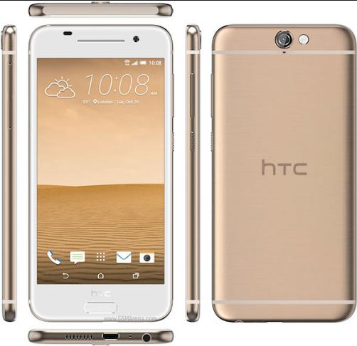 HTC one A9 : the best HTC Dual Sim Phones