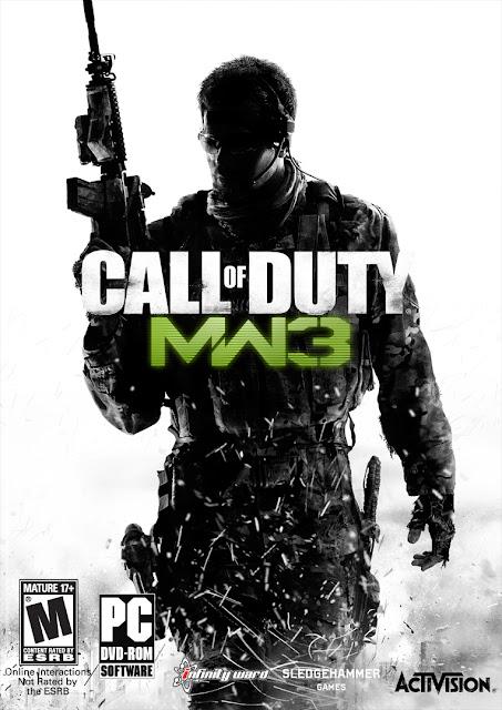 تحميل لعبة تنزيل Call of Duty Modern Warfare 3 MULTi6-PLAZA للكمبيوتر
