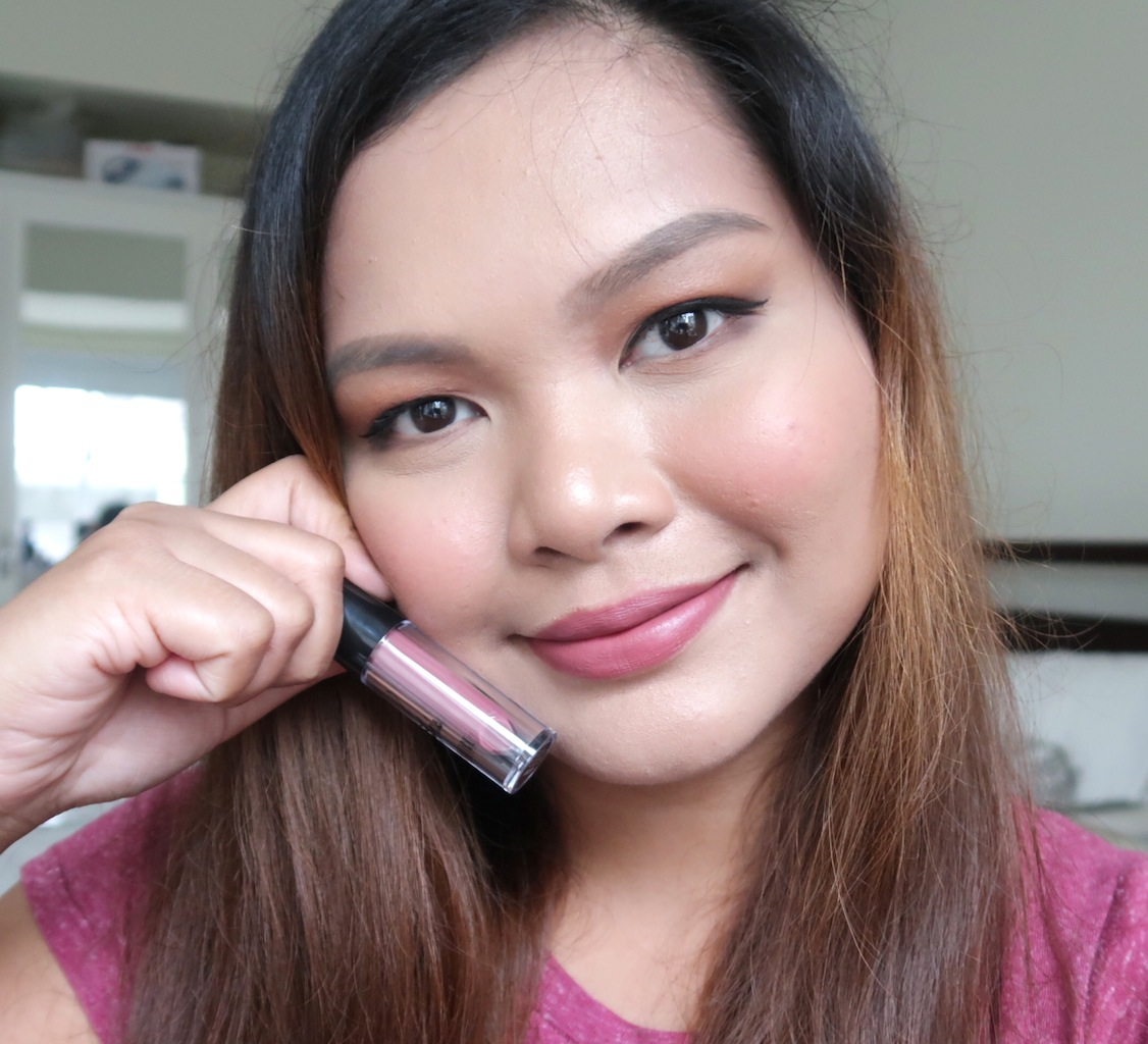 05ee7d595a29 Cool pastel pink with a hint of coral. A shade that's great for fair skin  and smokey eye makeup.