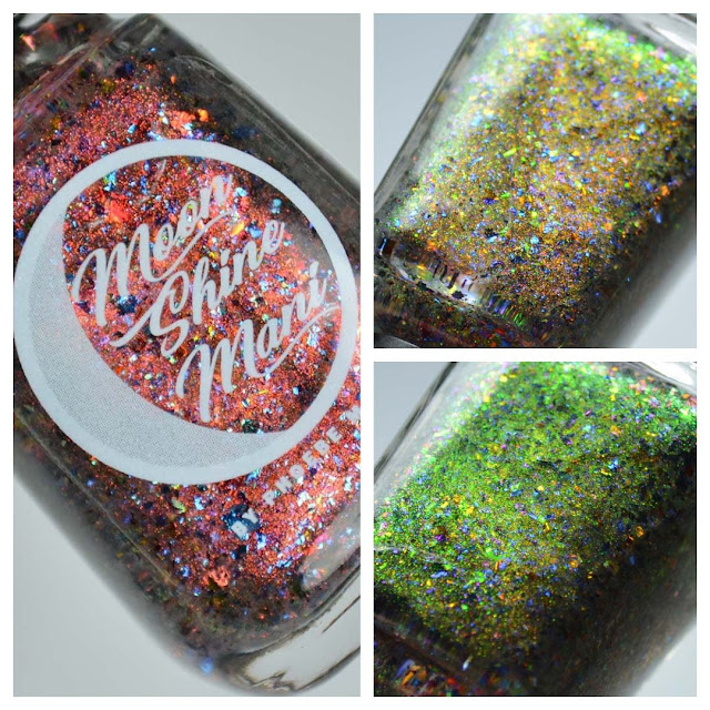 flakie nail polish