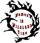 Women in Wildland Fire logo