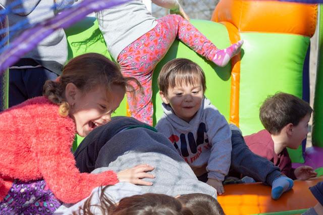 Día del Niño: Festejos en simultáneo en todas las localidades
