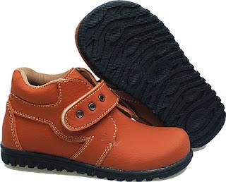 Sepatu Anak Laki-Laki Pakai Perekat BAG 721